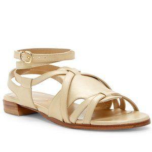 New Stuart Weitzman Greek Gladiator Sandal